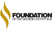 Connors & Corcoran support the Foundation of the Monroe County Bar